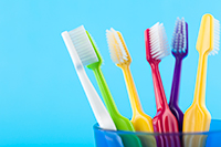 Toothbrush Palani Center for Dental Implants CA 90275-1434